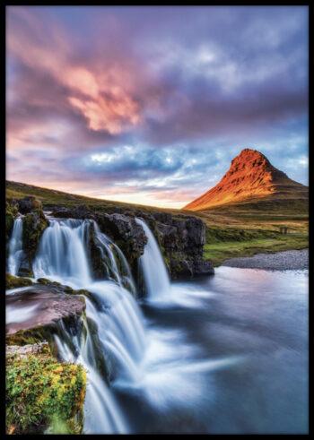 Islandia - plakaty do salonu